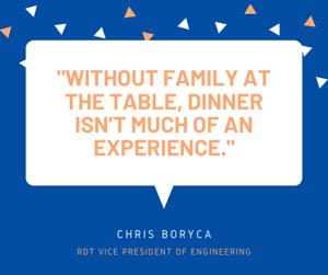 Chris Boryca Quote