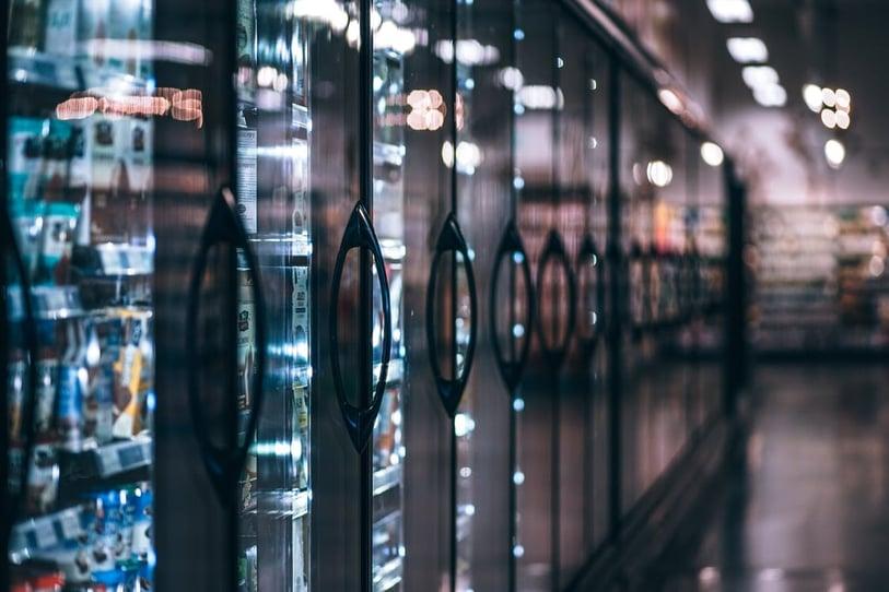 Convenience Store Refrigeration Equipment