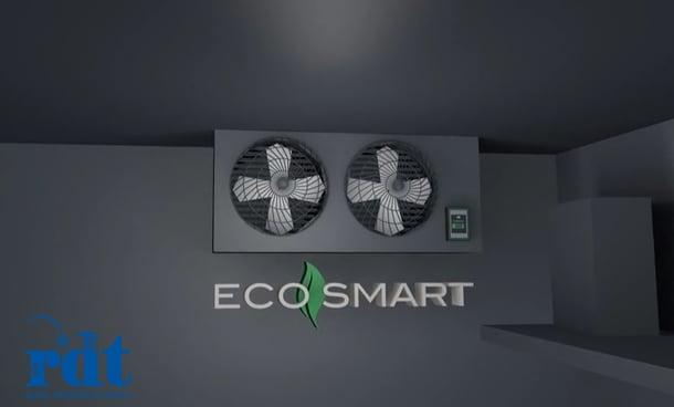 Eco-Smart on-demand defrosting