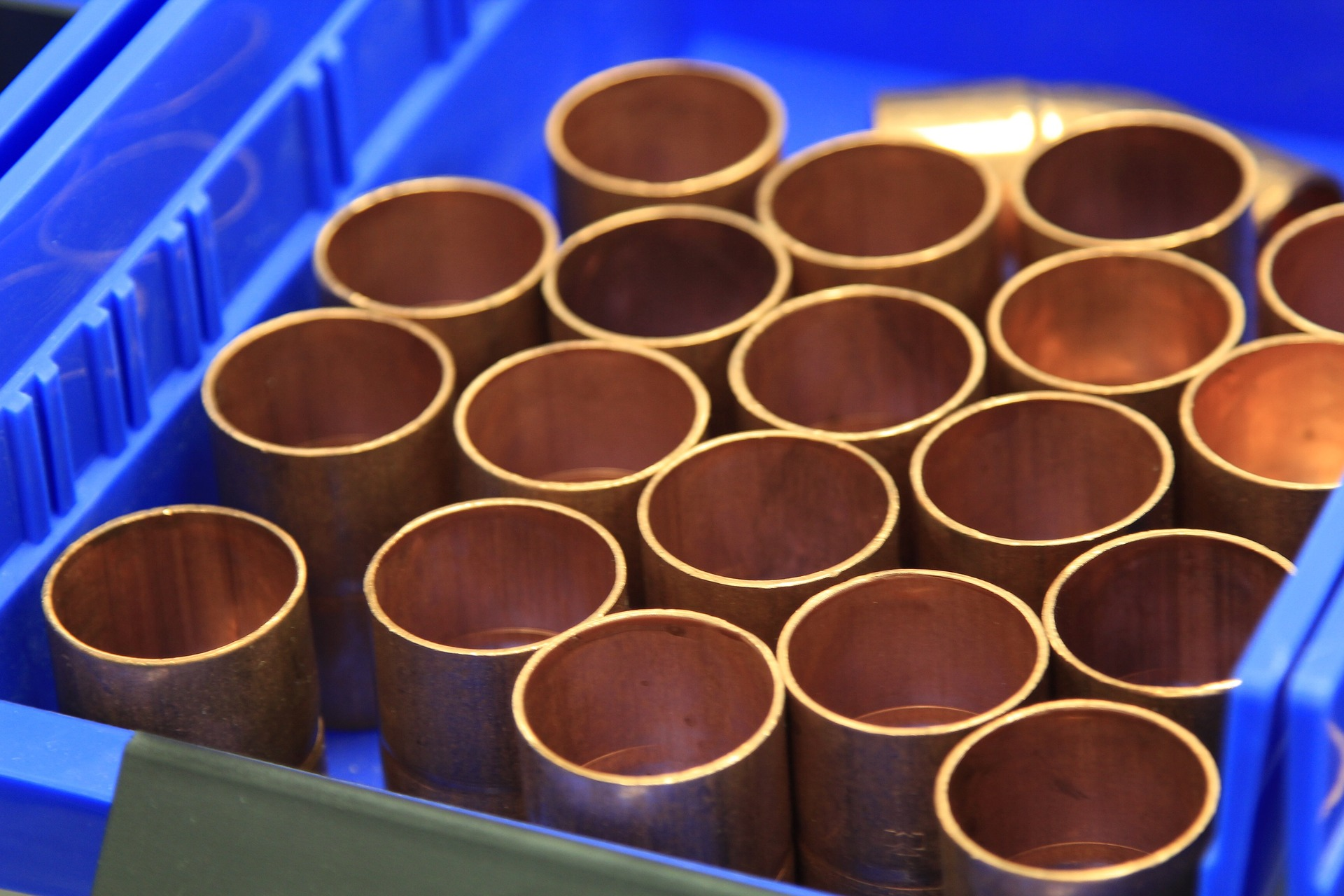 How Copper Piping Can Impact Your Commercial Refrigeration System