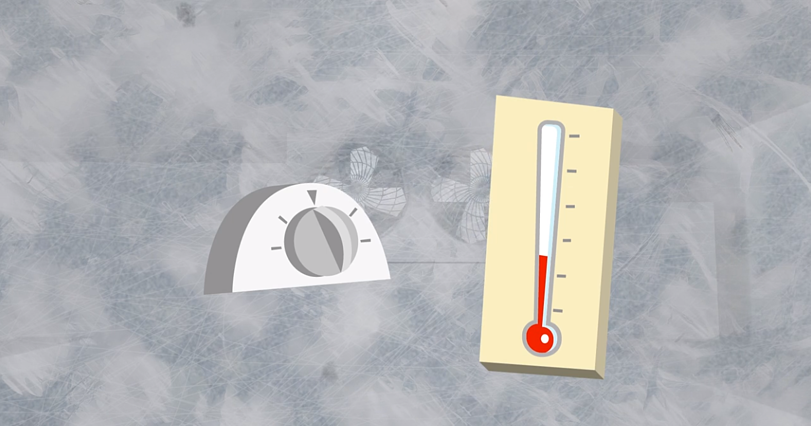 what is the ideal temperature for a commercial freezer