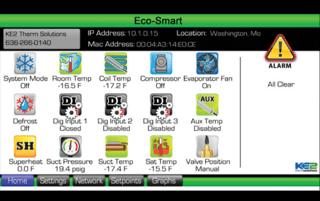 Refrigeration Remote Monitoring Service Technician