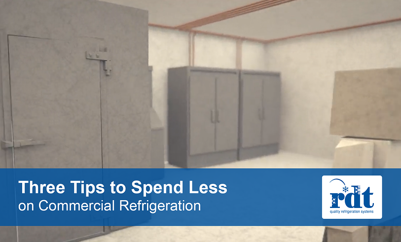 Spend Less on Commercial Refrigeration