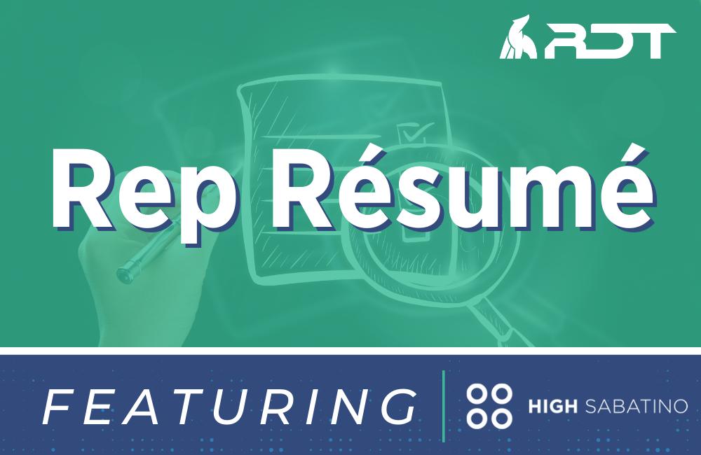 _RDT Rep Résumé - HSA