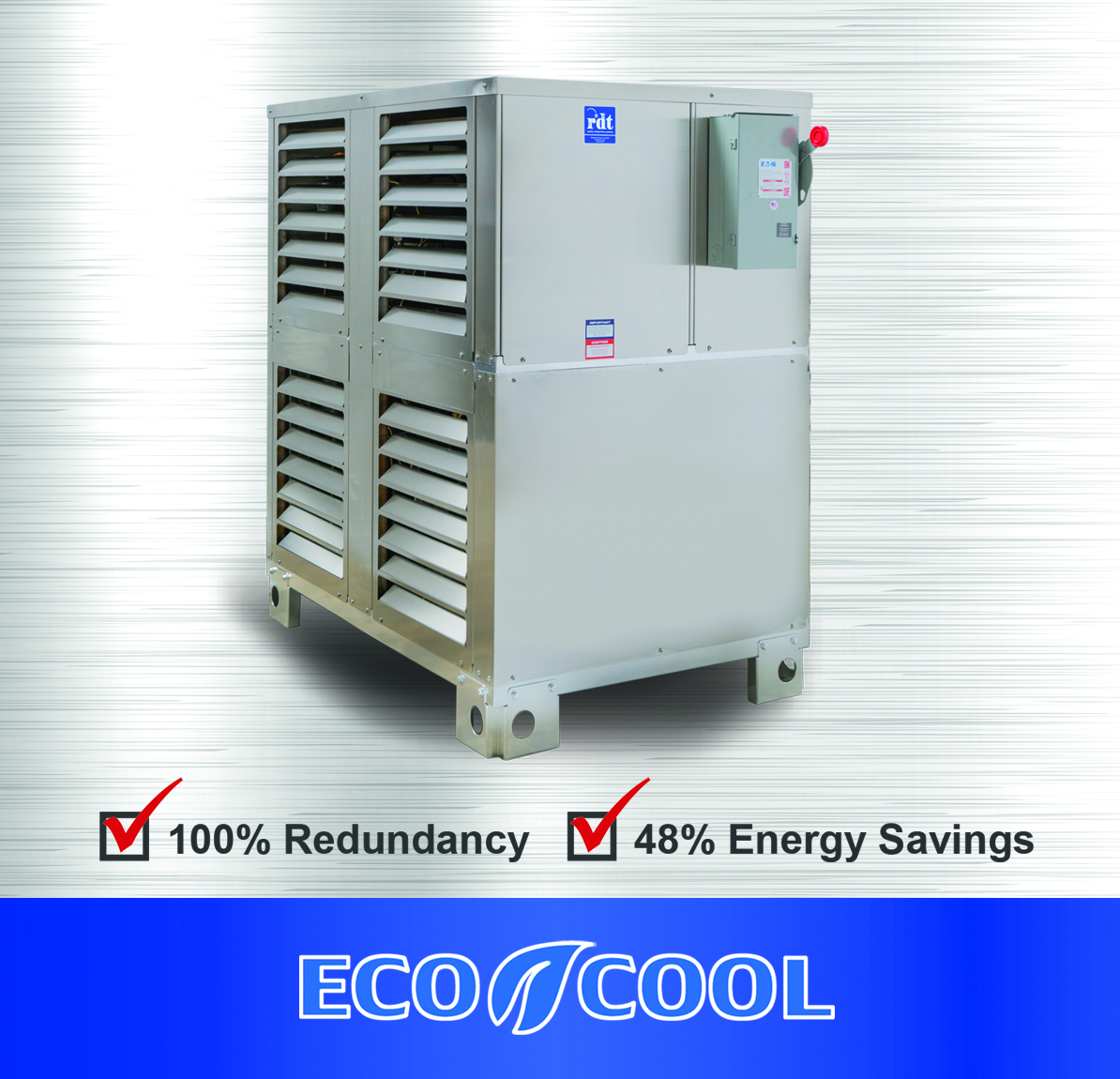 Relationship Between Refrigeration Redundancy and Service