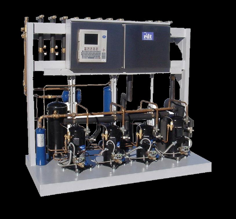 parallel refrigeration system