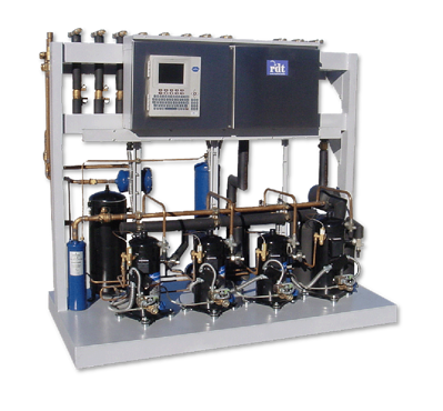 parallel refrigeration system