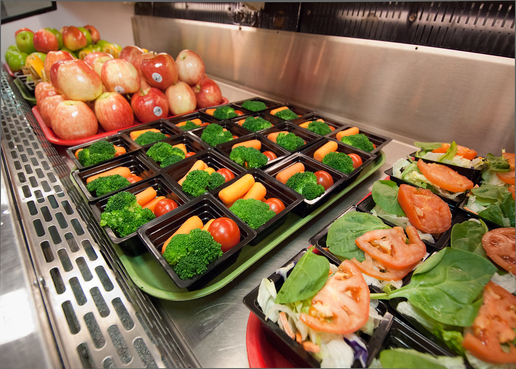 A Quick Look at the State of K-12 School Foodservice
