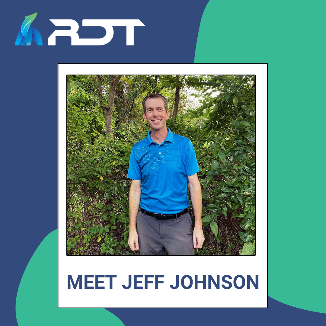 Meet Our Sales Engineer, Jeff Johnson
